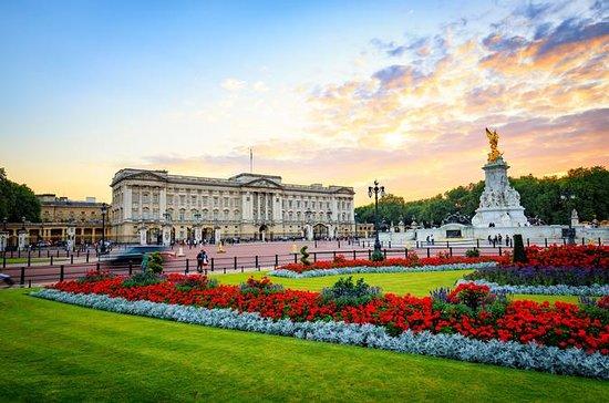 Indgang til Buckingham Palace State...