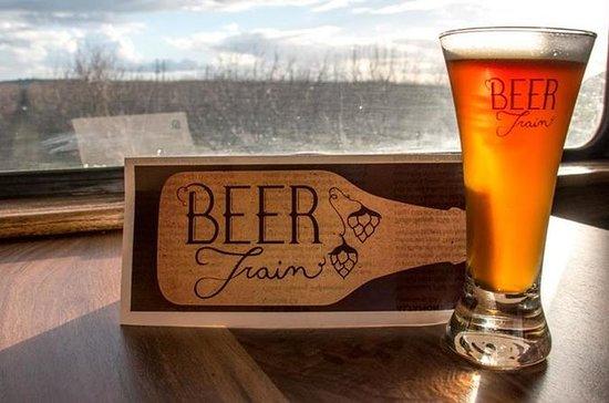 Tren de cerveza