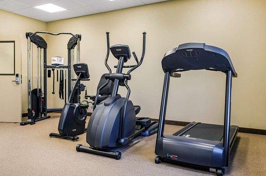 Hackberry, LA: Fitness center