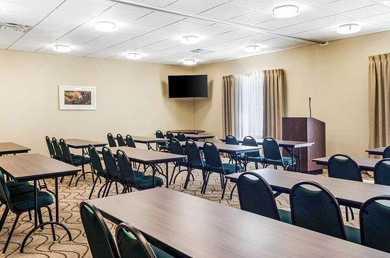 Hackberry, LA: Meeting room