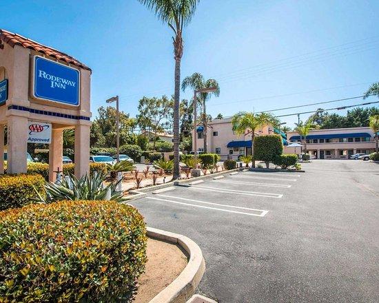 Rodeway Inn - Encinitas: Rodeway Inn Encinitas North hotel in Encinitas, CA