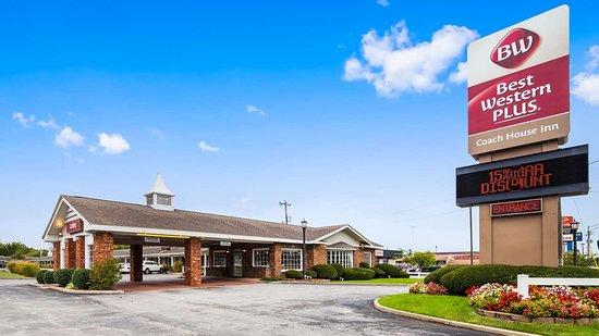 Best Western Plus Coach House Springfield Mo Hotel