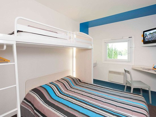 Dirty Kept Hostel Style Hotel But Close To Ferry Calais To Dover