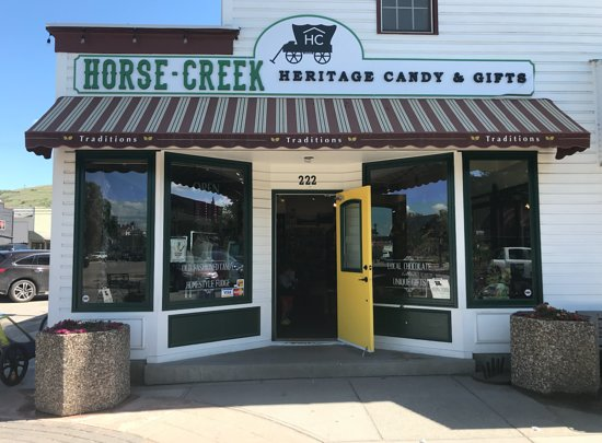Horsecreek Heritage Candy & Gifts