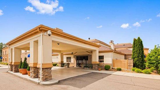 Best Western Davison Inn: exterior