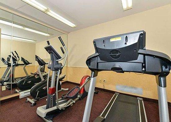 Comfort Inn Halifax: Exercise room