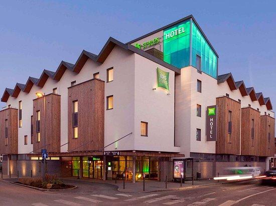 Ibis Styles Troyes Centre Hotel   Voir Les Tarifs  1 078