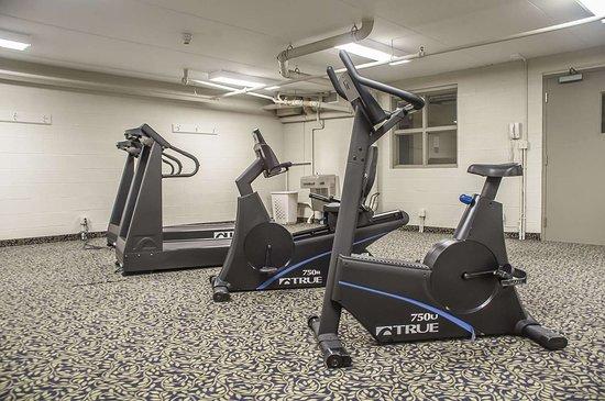 Comfort Inn Lundy's Lane: Exercise room