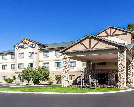 Comfort Inn Vail Valley hotel in Eagle CO