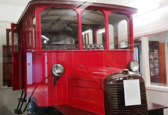 Zeehan, Australia: Loved this restored Governor's Rail Carriage