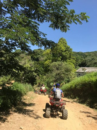 ATV Jungle Tours Roatan