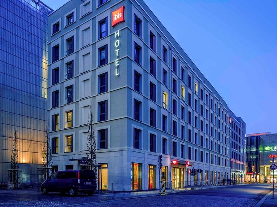 Ibis Leipzig City