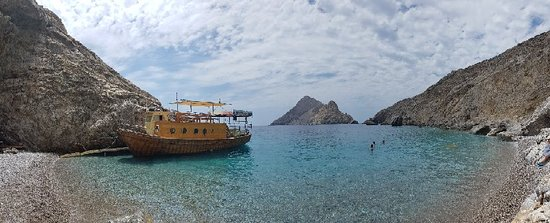 Agia Galini, Griekenland: Paximadia Islands