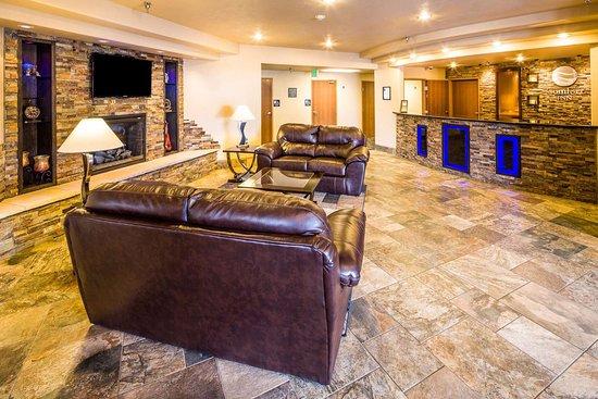 comfort inn 39 excellent 39 updated 2018 prices hotel. Black Bedroom Furniture Sets. Home Design Ideas