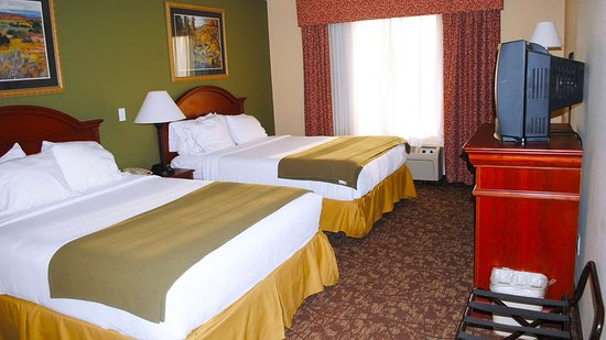 MH Commerce Commerce TX GuestRoom Do