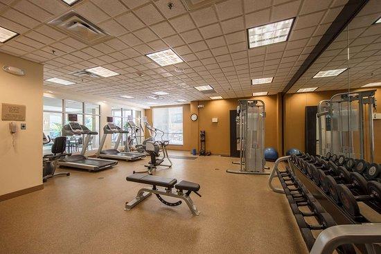 Hilton Garden Inn Columbia - Harbison : Health club