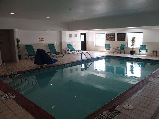 Burkburnett, TX: Indoor Pool