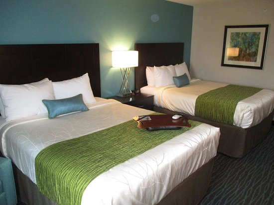 Best Western Red River Inn: Double Guest Room