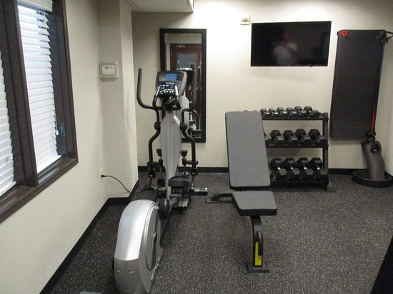 Burkburnett, TX: Exercise Room