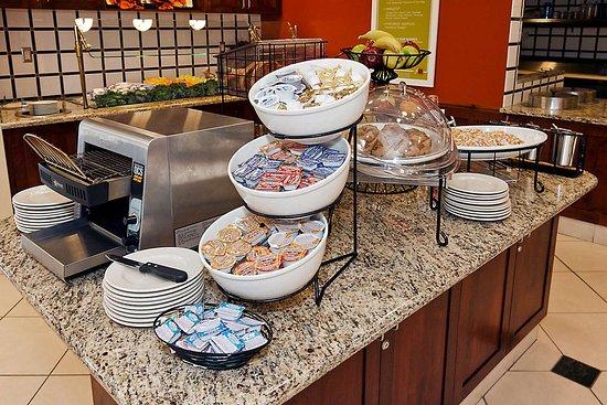 Hilton Garden Inn Great Falls: Restaurant