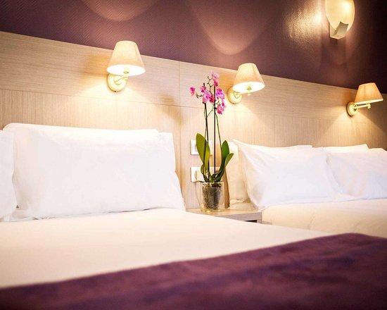 Quality Hotel Christina Lourdes   Voir Les Tarifs  70 Avis