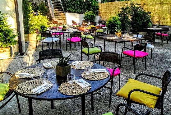 Montorsoli, Italy: Ristorante PIZZA & FICHI
