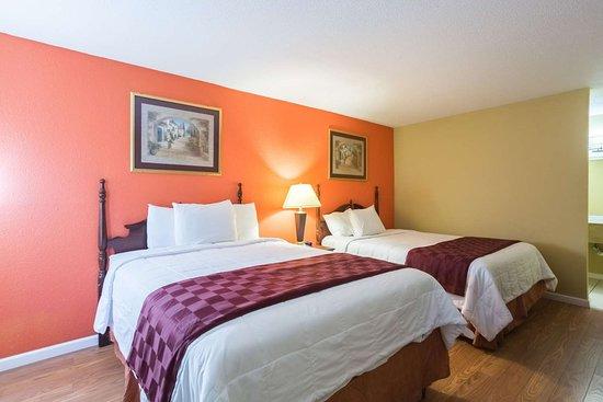 إيكونو لودج: Guest room with two beds