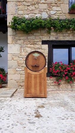 Andoain, Ισπανία: Txotx móvil sidra vasca natural Pais Vasco Guipuzcoa