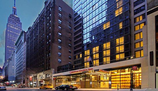 Hilton Garden Inn New York Midtown Park Ave 125 ̶1̶8̶0̶