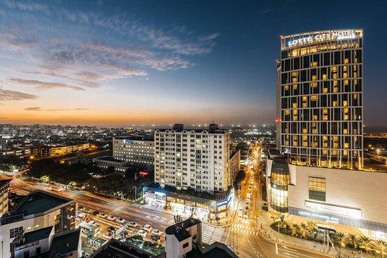 Lotte City Hotels Jeju