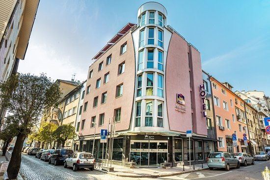 Best Western Art Plaza Hotel, hôtels à Sofia
