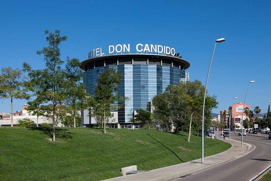 Don Candido Hotel: exterior MG
