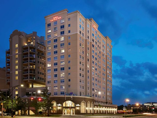 Hilton garden inn charlotte uptown 195 2 7 3 updated 2018 prices hotel reviews nc for Hilton garden inn charlotte nc