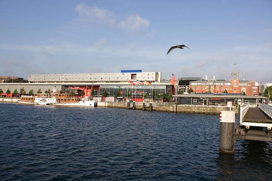 IntercityHotel Kiel, Germany - Exterior View