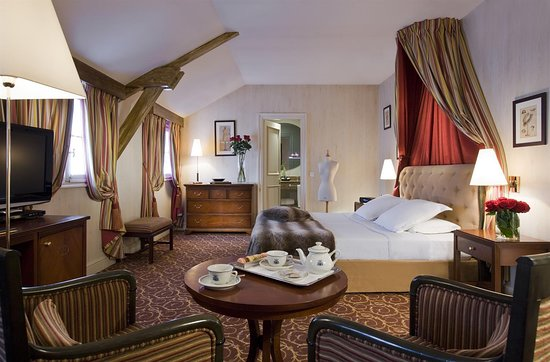 Hotel d'Aubusson: Junior Suite