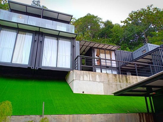 Sungai Lembing, Malásia: Casa Hill Resort