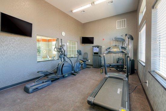 Coweta, OK: Fitness Room