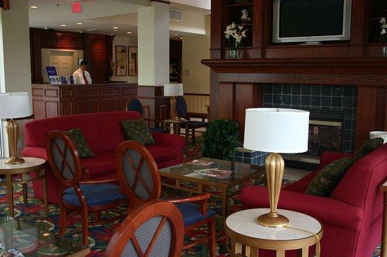 Great Hilton Garden Inn Columbia