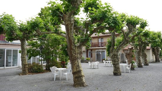 Saubusse, Frankrike: Devant de l'hotel