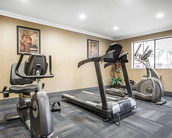 Walnut, Kaliforniya: Fitness center