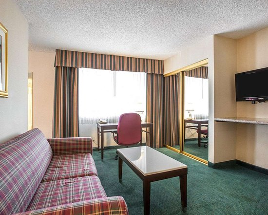 Walnut, كاليفورنيا: Well-equipped suite