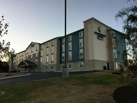 Madison, TN: WoodSpring Suites Nashville North