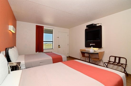 South Haven, KS: Guest Room