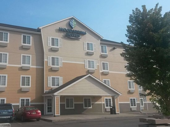 Woodspring Suites Sioux Falls Prices Amp Hotel Reviews Sd