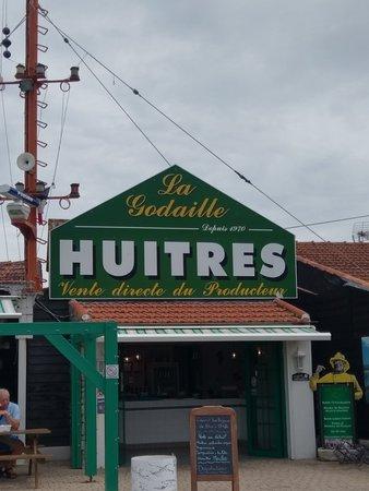 Carte Du Restaurant La Gueriniere