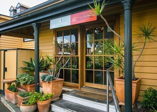 Comfort Inn Port Fairy: Hotel entrance