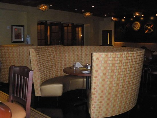 Anderson, ساوث كارولينا: Restaurant