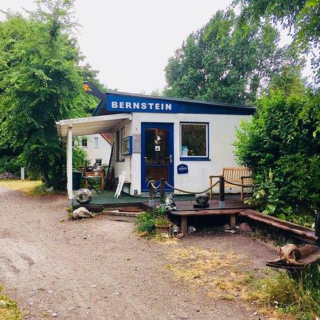Hiddensee Island, Γερμανία: Bernsteinwerkstatt Vitte