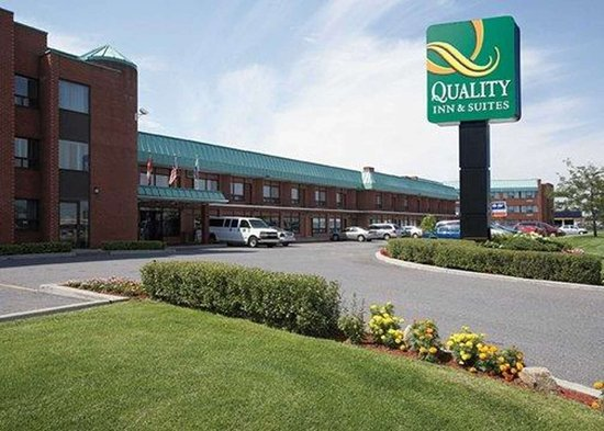 Quality Inn & Suites P.E. Trudeau Airport-Montreal