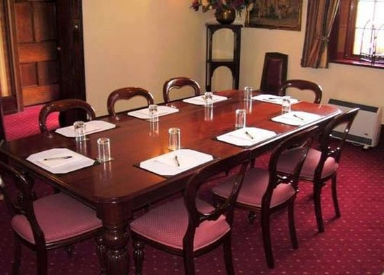 Quality Hotel Colonial Launceston: Meeting room